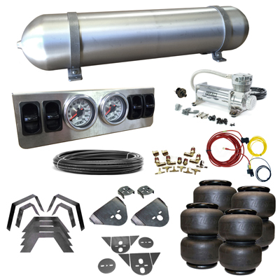 Stage 1 Air Suspension System- 86-93 B-Series Pickup