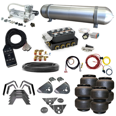 Stage 2 Air Suspension System- 86-93 B-Series Pickup